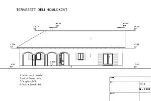 And now the planned version of the same house